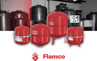 Flexcon Tágulási tartályok