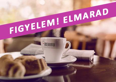 REHAU Szakmai reggeli – Március 18.- ELMARAD!
