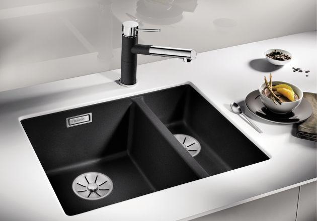 A BLANCO új fekete színe meghódítja a konyhát