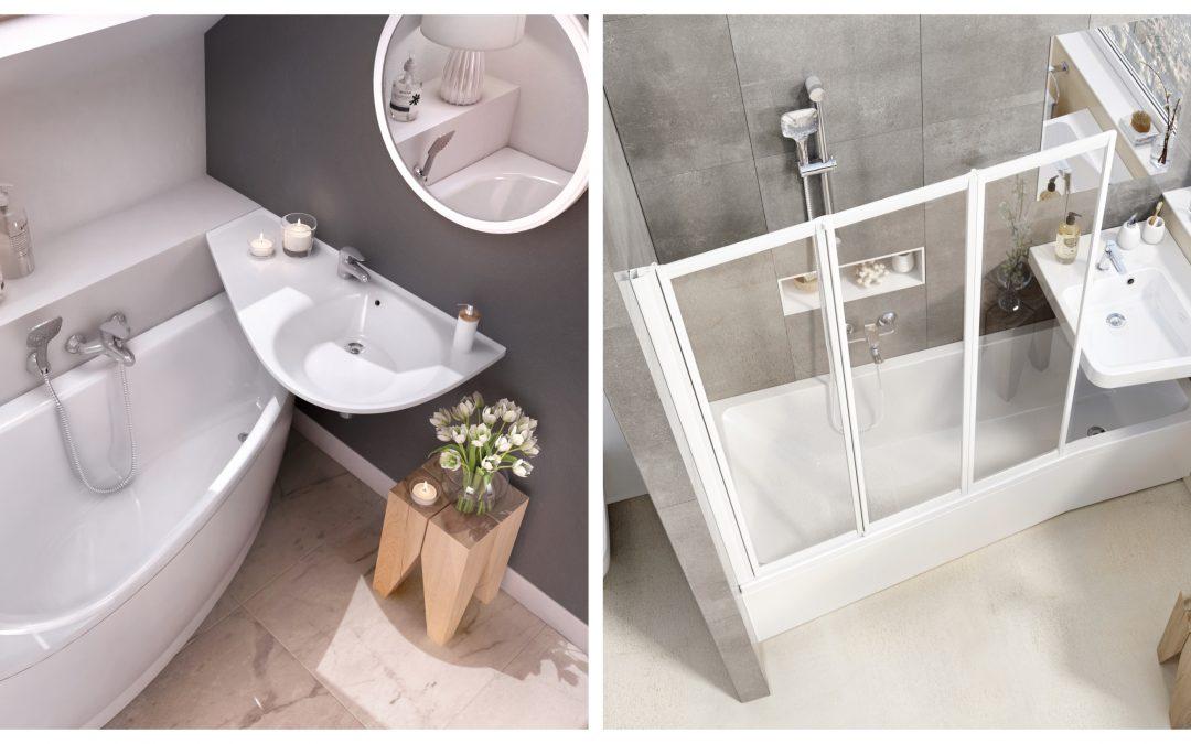 Fürdőszoba harmóniára hangolva, a RAVAK komplett megoldásaival